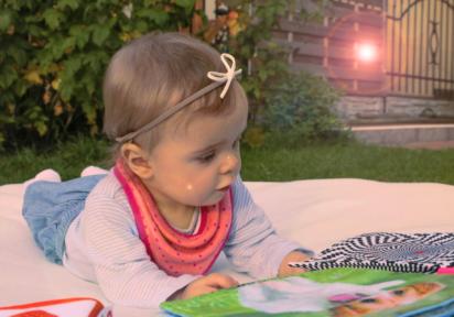 Zabawy i ćwiczenia na lepszą integrację sensoryczną. Zmysł wzroku – 25.10.2021