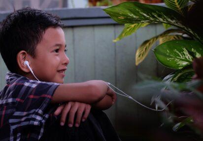 Ćwiczenia słuchowe dla najmłodszych – 22.11.2021
